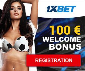 1xbet RS sport bonus
